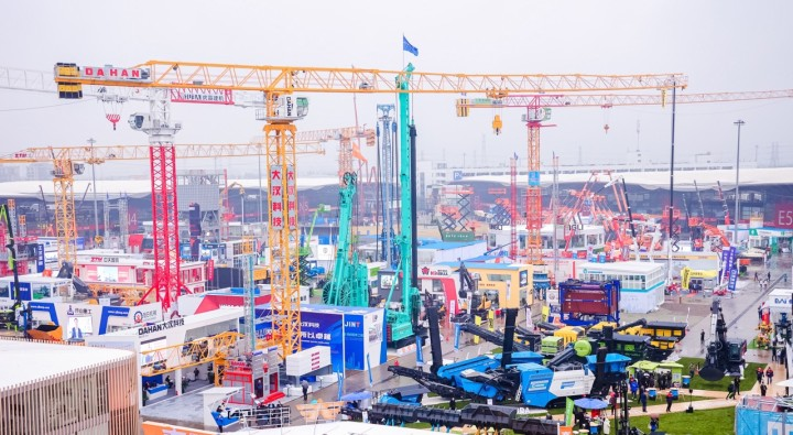 On site in Shanghai: bauma CHINA 2020 gives confidence and hope to the entire industry